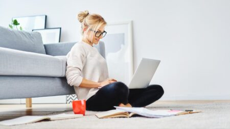 Tips On Getting Dressed When You're Working From Home