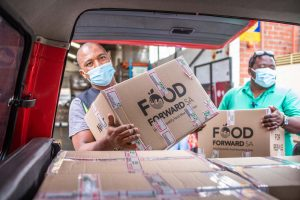 Patients to Benefit From FoodForward SA Relief Iniative