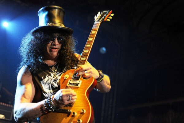 Slash - Interesting Music Facts