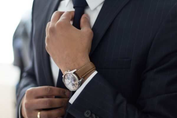 Business Obstacles - Suit and Tie