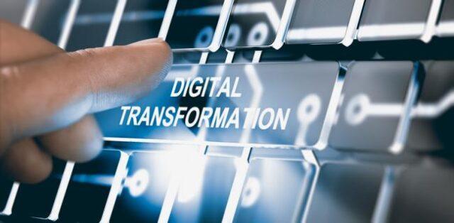 Digitalization Button