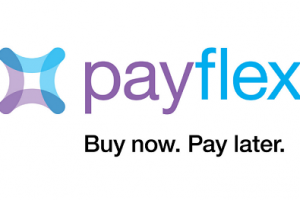 Shop online now and pay later with Payflex