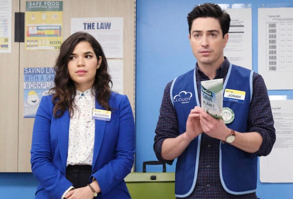 Superstore - Showmax in March 2021