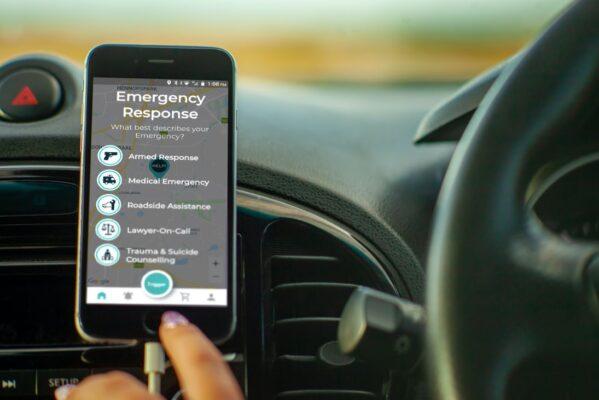 Trigger Emergency Response App
