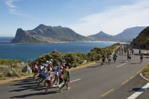 BackaBuddy partners with the Two Oceans Marathon