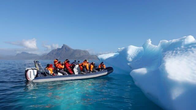 Iceberg - Climate Change