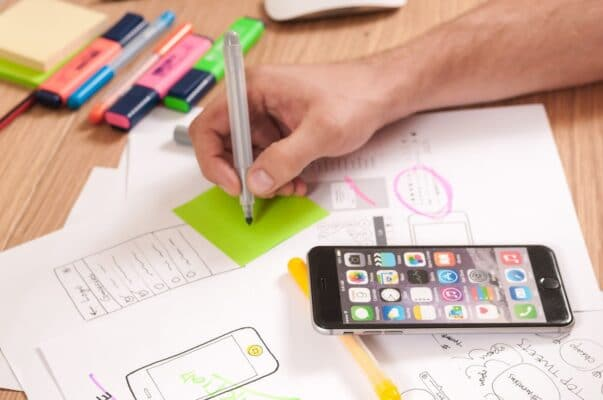 Mobile App Obsolete Business Contemporary