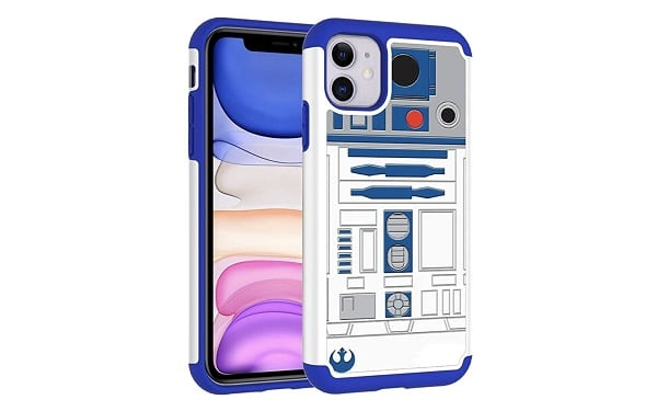 RD2D Mobile Phone Case