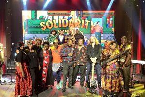"""The Solidarity Express releases debut album: """"Radio Ubuntu"""""""