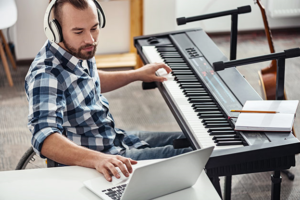 How Musicians Benefit from Technological Improvements