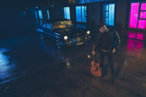 """Justin Serrao Releases New Single: """"Living It Up Cowboy"""""""