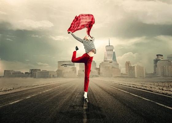 Release Stress - Dance