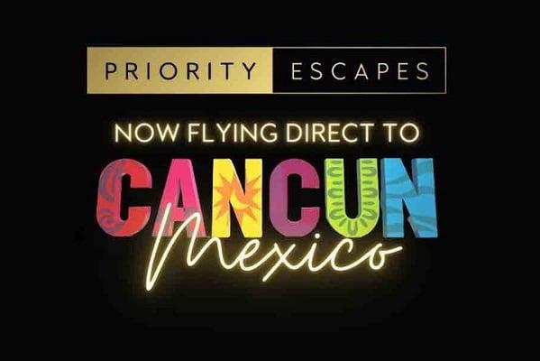Priority Escapes - Cancun Mexico