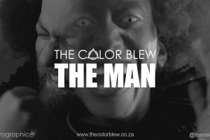 """The Color Blew release lyric video for """"The Man"""""""
