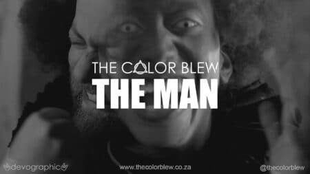 The Color Blew - The Man