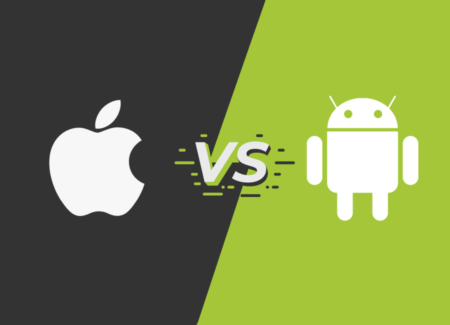 Android vs iOS - Video Games