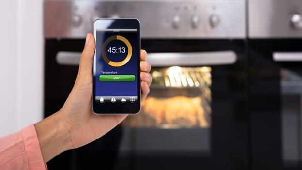 Smart Ovens - Technology