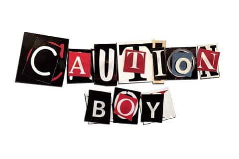 Caution Boy