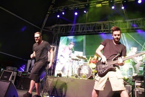 Pestroy on Stage @ RAMFest 2012 Johannesburg